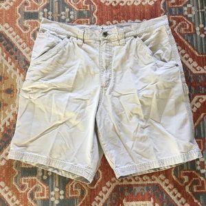 Columbia Men's Outdoor Stone Color Shorts Sz. 36